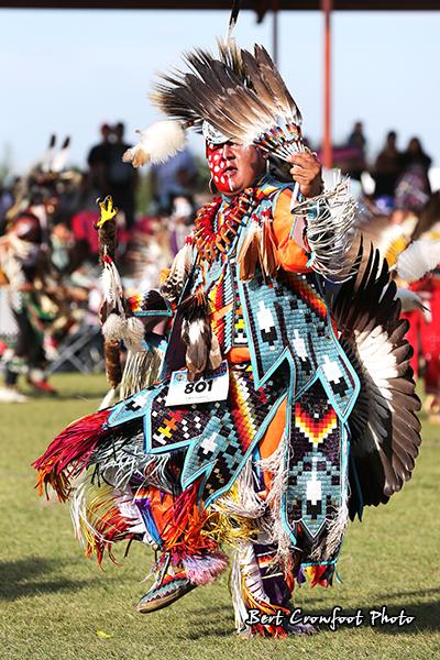 2014  Samson Powwow Mens Traditional Special Gallery