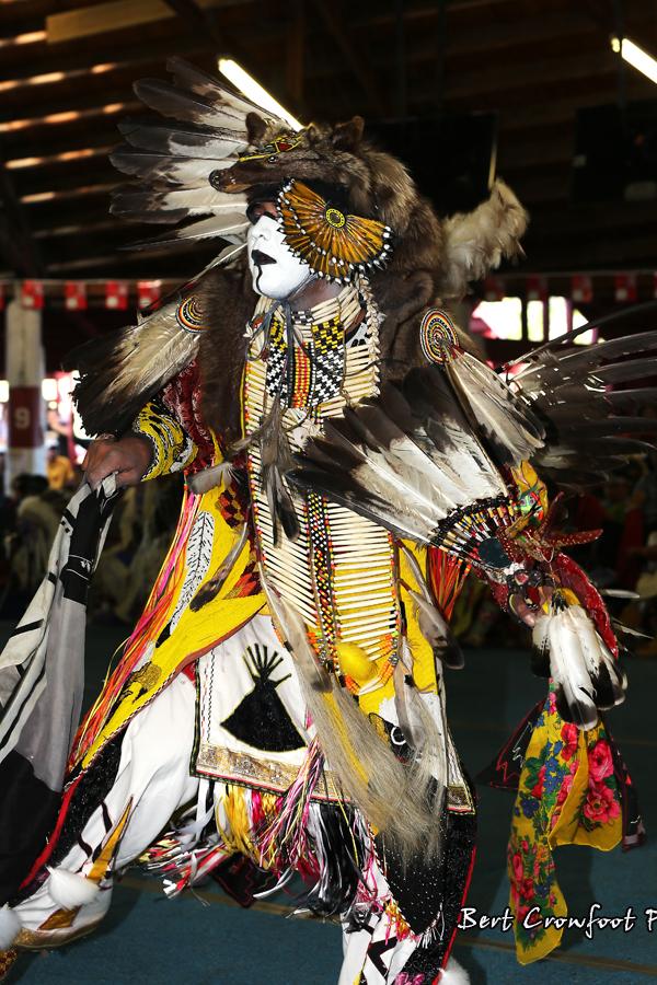 Donnie Brassco  Tsuu Tina Powwow  2012  Ammsacom
