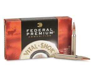 Buy Federal Premium Vital-Shok Nosler Partition .30-06 Springfield NP 180 Grain Online
