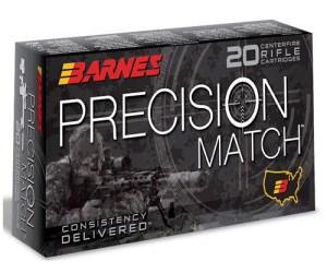 Buy BARNES PRECISION MATCH 6.5 PRC 145 grain Online
