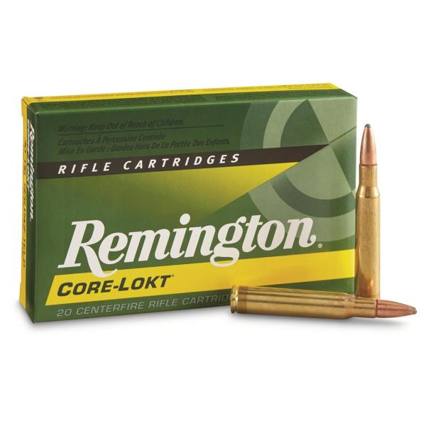 Buy Remington Core-Lokt 30-06 Springfield Pointed Soft Point Online