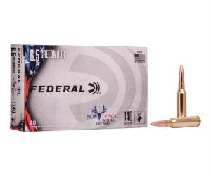 Buy Federal Non Typical Whitetail 6.5 Creedmoor With Credit Card Online