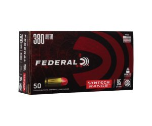 Buy Federal Premium American Eagle Syntech .380 ACP Jacket Flat Online