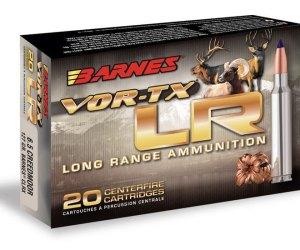 Barnes Vor-Tx Long Range Centerfire .300 Winchester Magnum 190gr LRX BT For Sale