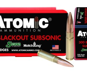 Buy Atomic Rifle Subsonic 300 Blackout 220 Gr Hollow Point Boat Tail 500rnd Online