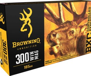 Buy Browning BXC 300 Win Magnum 185g Controlled Expansion Online