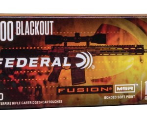 Buy Federal Premium FUSION MSR 300 AAC Blackout 150g Online