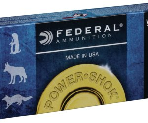 Federal Premium Power-Shok .243 Winchester 80 grain Jacketed Soft Point For Sale 500rnd