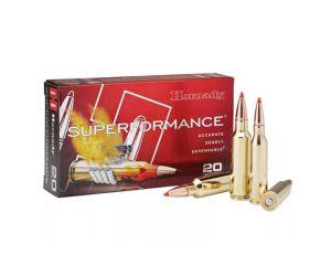 Hornady Superformance .270 Winchester 130 Grain Gilding Metal eXpanding