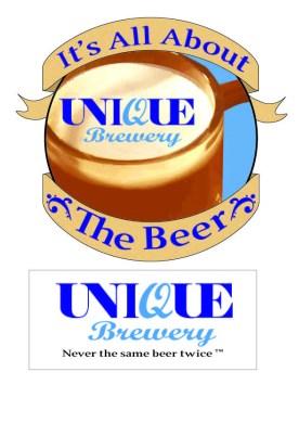Unique Brewery Logo