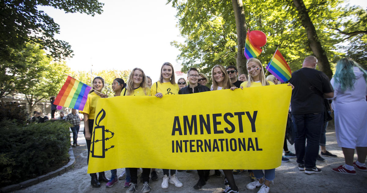 Om Amnesty Amnesty International Norge