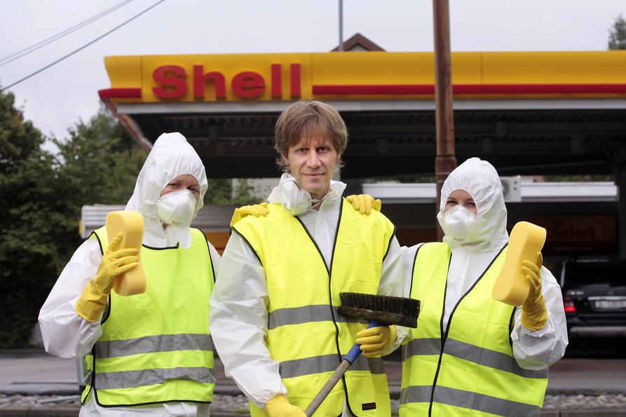 Amnesty Inntar Shellstasjoner I Norge Amnesty