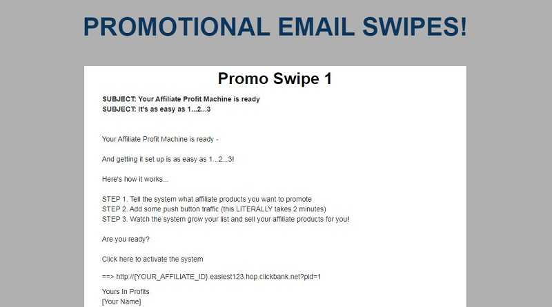 clickbank-promotional-email-swipes-example