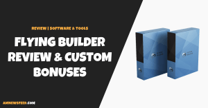 Flying Builder Review and Demo: NEW Landing Page Builder!