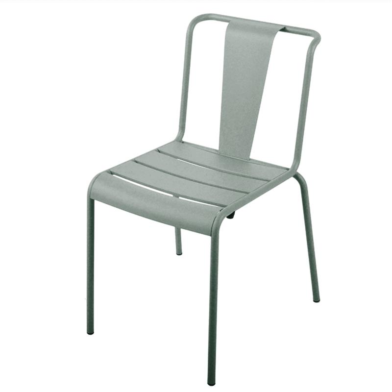 Chaise Jardin Metal Chaise Paname 4 Wohnzimmer Grundriss Ideen