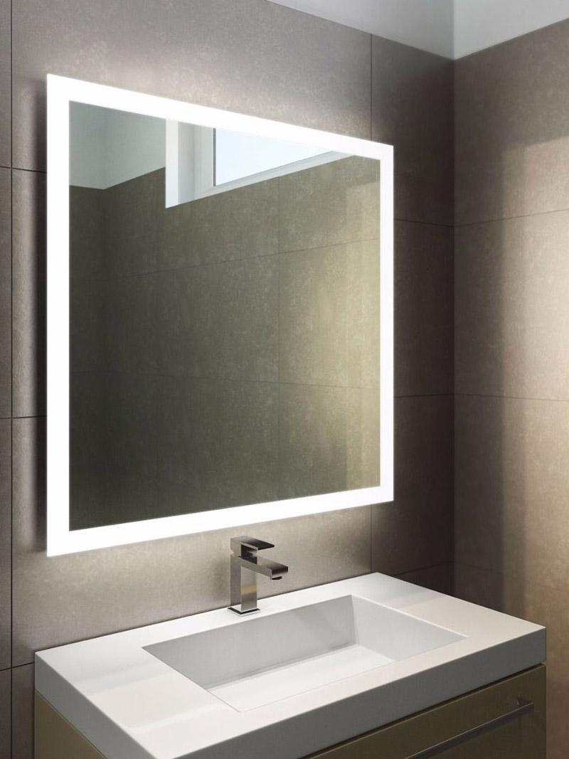 Espelhos para banheiros dicas para sua decorao  Amo