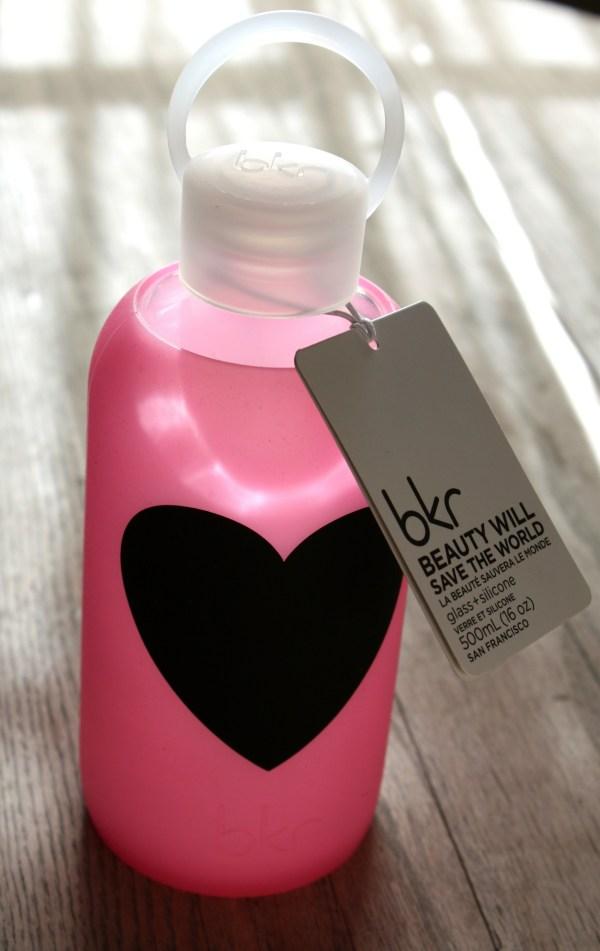 Bkr Glass Water Bottle Modern Girl Recommends