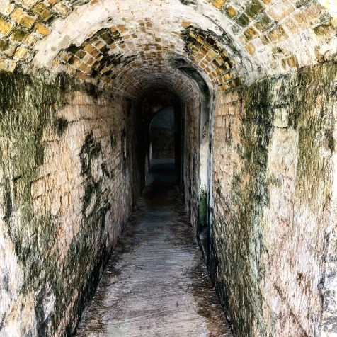 The Fort and Artillery Tunnel