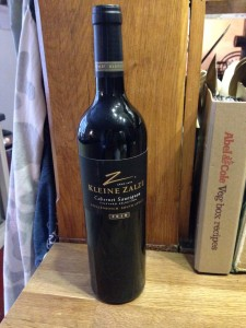 Kleine Zalze Cabernet Sauvignon Barrel Matured 2010 £13.49