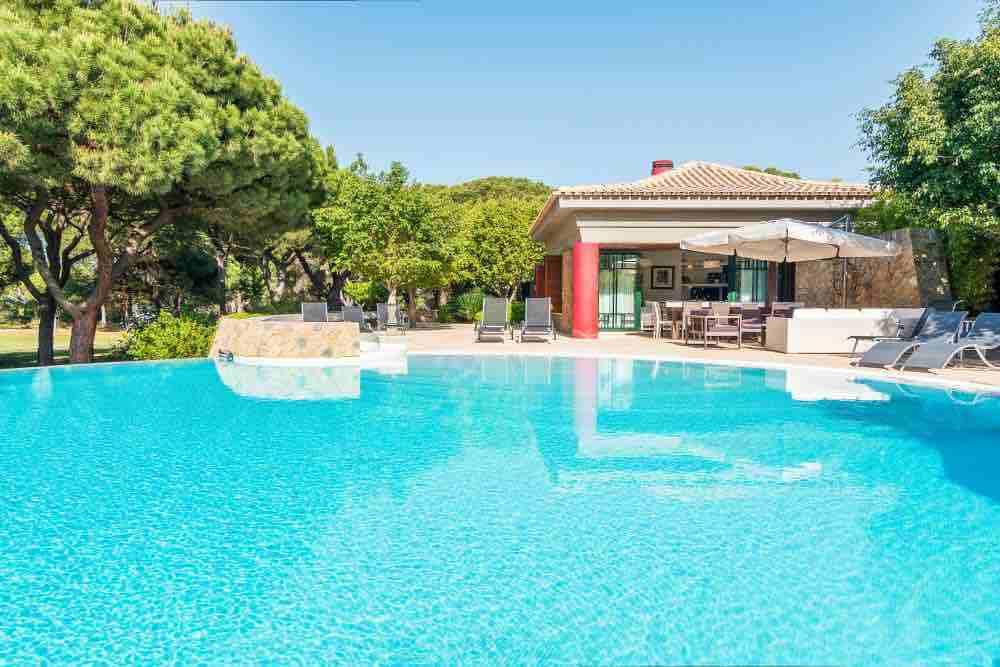 Springvillas Luxury Algarve Villas In Portugal A Modern