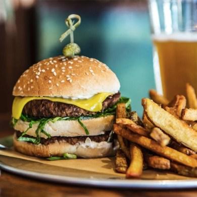 The Green Lion, vegan pub, Sydney