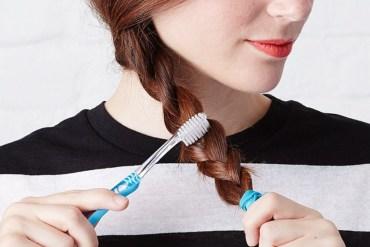 toothbrush, beauty regime, hacks