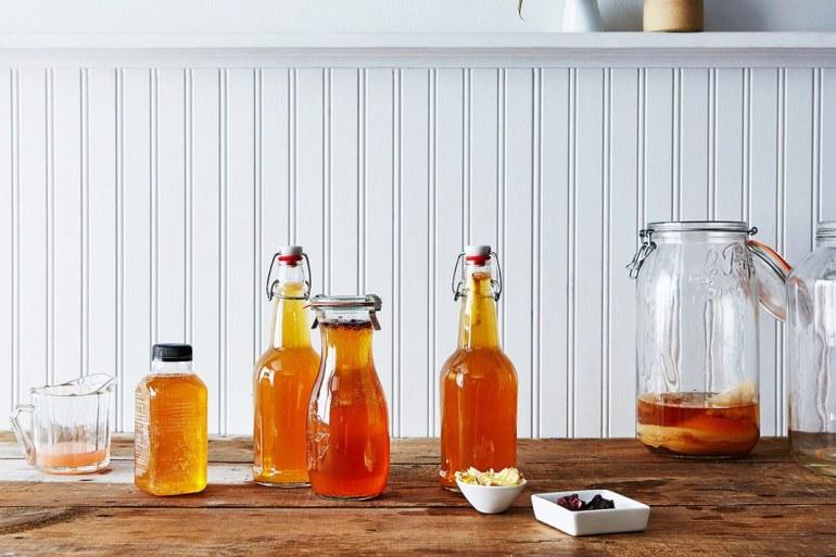 How To Make Kombucha, Sugar in Kombucha