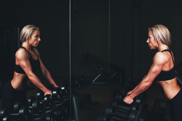 How to gain muscle mass and lose weight at the same time