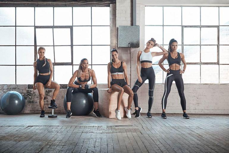 sweat trainers