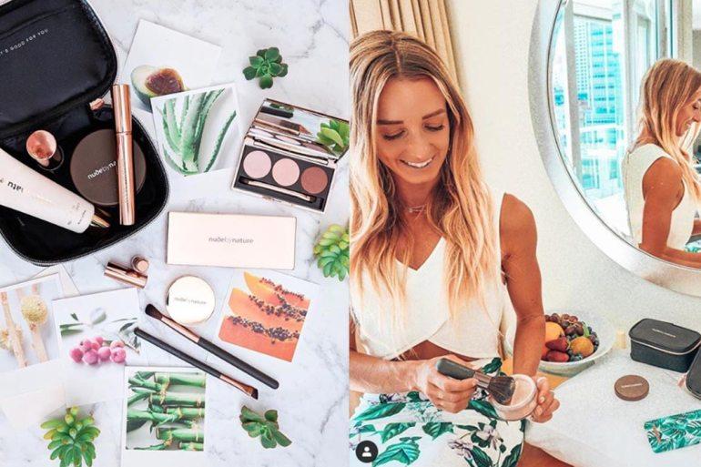 natural beauty glowing skin dietitian