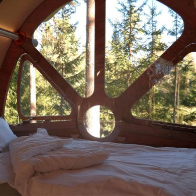 eco-friendly glamping