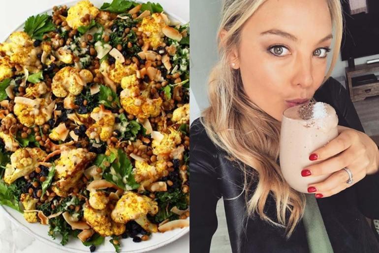 jessica sepel vegan diet
