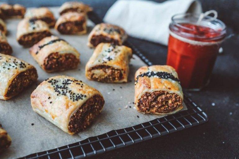 keira rumble sausage roll recipe