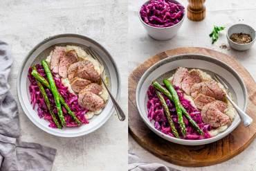 garlic pork recipe