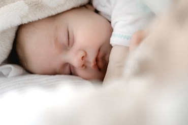 baby sleeping newborn