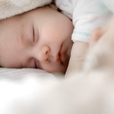 baby sleeping newborn