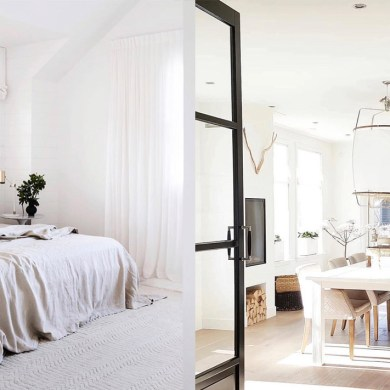 6 Easy Interior Design Ideas That'll Transform Your Home Into A Sanctuary