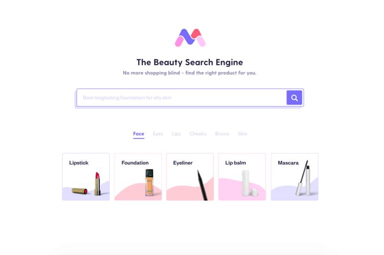 new beauty app mira
