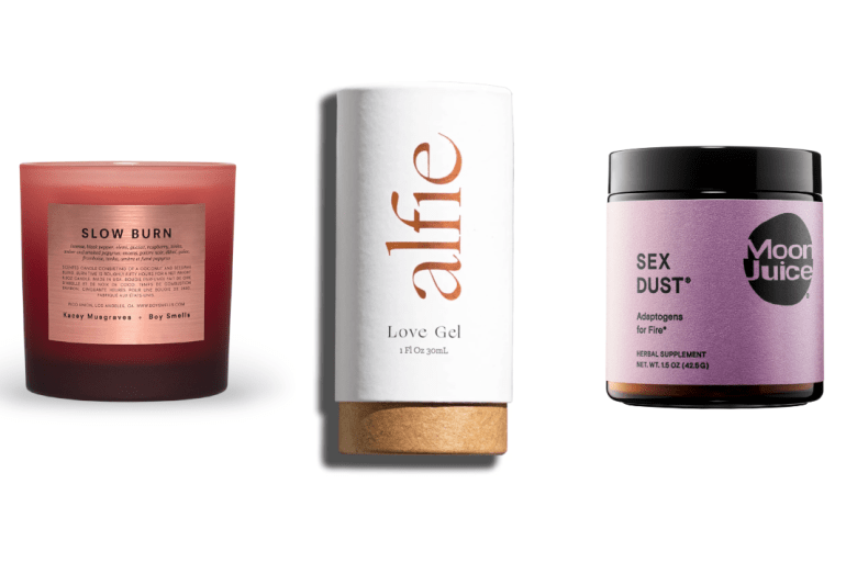 best valentine's day gifts, boy smells candle