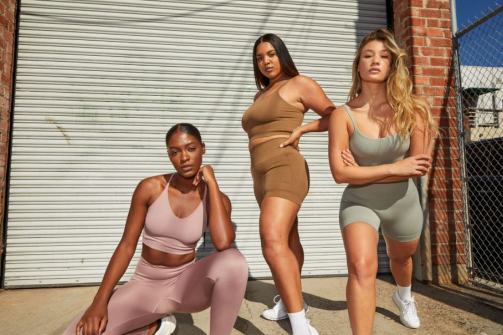 Set activewear sweatwear