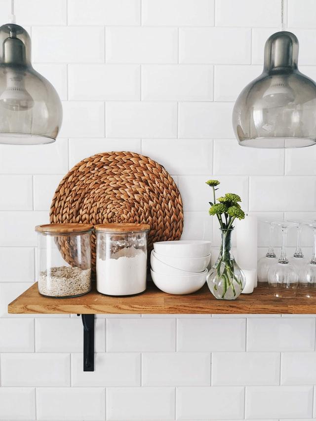 kitchen gathering space