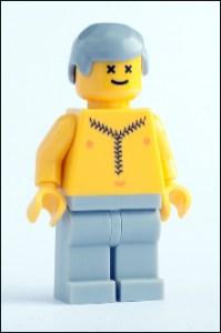 Kinky LEGO Minifigs A Modular Life