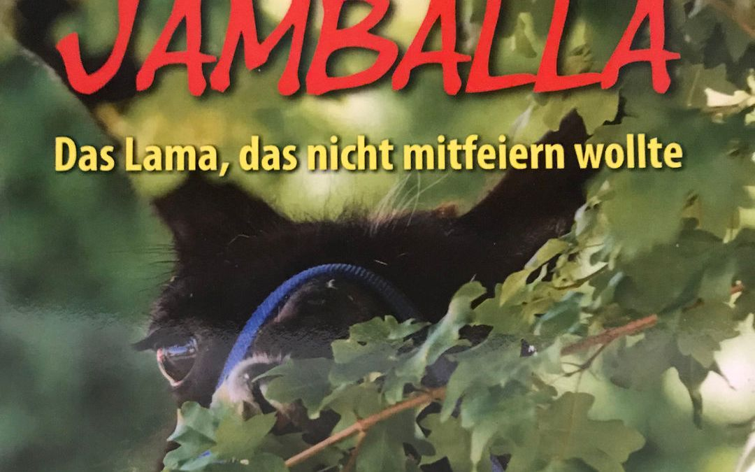 Jamballa, das Lama, das nicht mitfeiern wollte