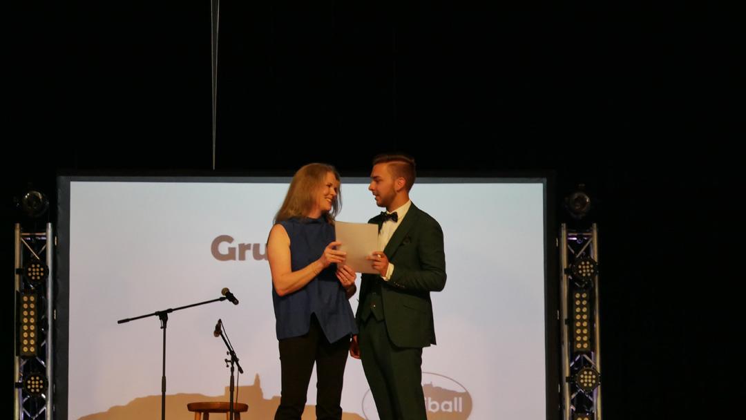 Amoeneburgia-Preis 2019 auf Abi-Ball verliehen