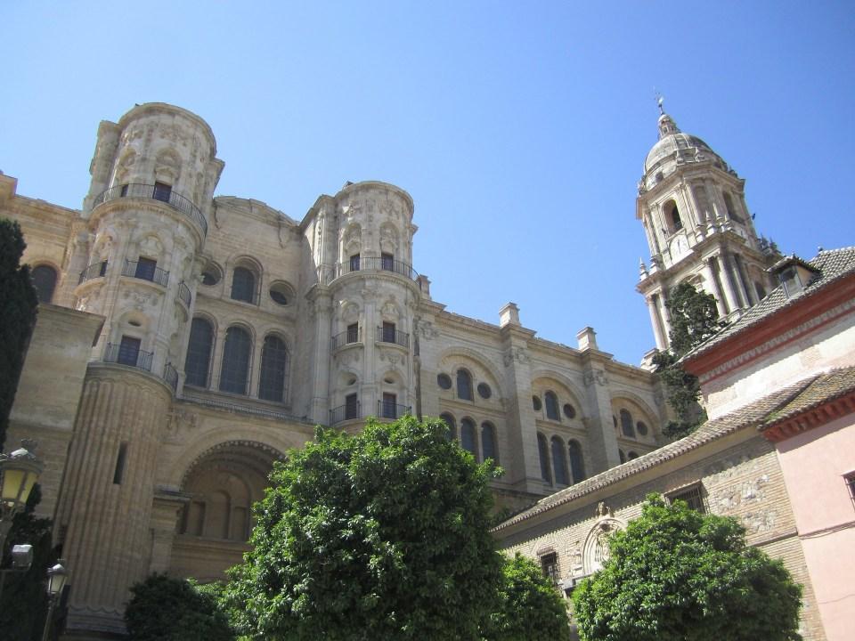 Catedral de encarnacion malaga