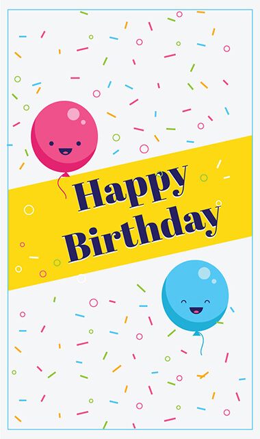 Free Birthday Cards For Facebook : birthday, cards, facebook, Birthday, Facebook, AmoLink