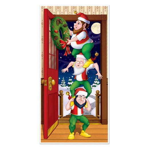 Christmas Elves Decorations