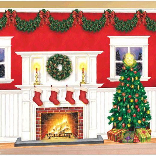 Christmas Scene Decorations