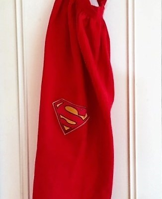 Turn the Mic Tuesday: Hanging Up My Cape