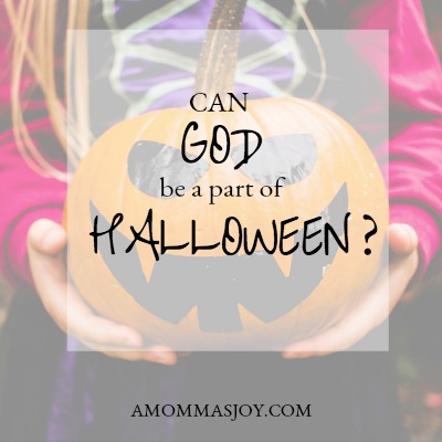 Can God Be A Part Of Halloween?